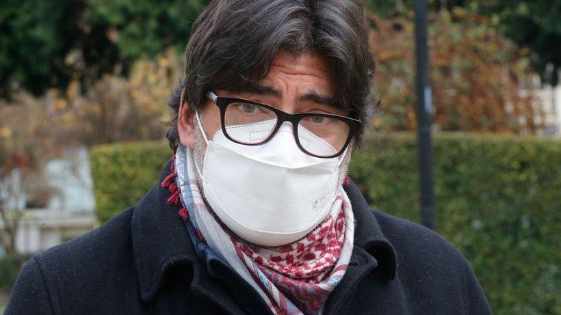 Daniel Jadue amplió querella contra autoridades por fallecimientos en la pandemia