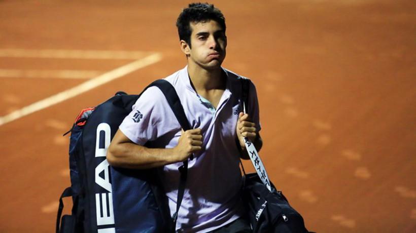 Garin se retiró en primera ronda del cuadro de dobles en Roland Garros