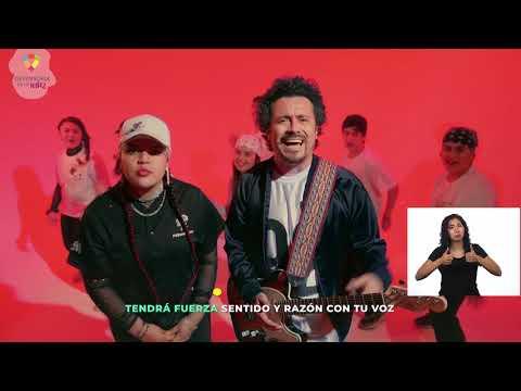 """[VIDEO] Defensoría de la Niñez lanzó canción por una """"infancia libre y sin represión"""""""