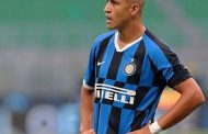 Alexis Sánchez aportó con un gol en clara victoria de Inter sobre Genoa