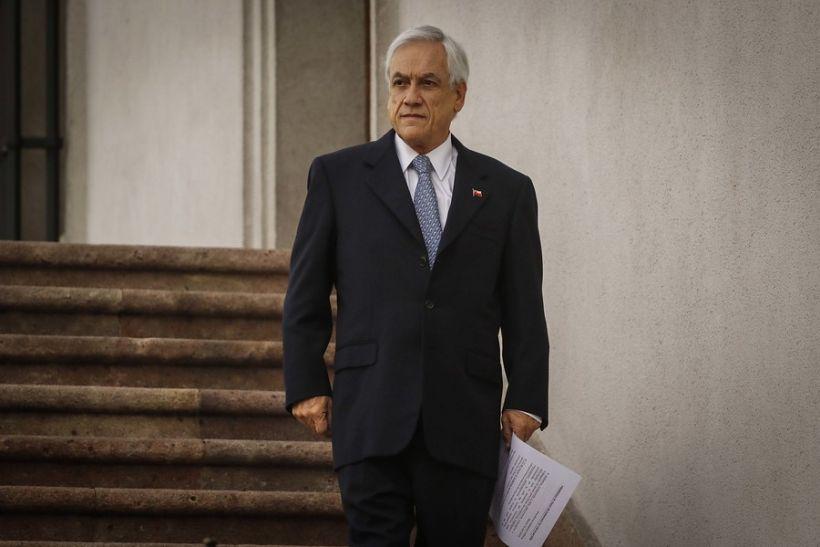 Presidente Piñera confirmó extensión del Estado de Catástrofe
