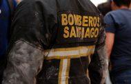 Dos mujeres fallecieron en incendio registrado en la comuna de Quinta Normal