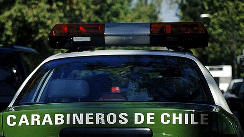 Tres carabineros fueron detenidos tras ser sorprendidos en una fiesta clandestina en Providencia