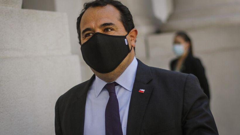Galli emplazó a Llaitul a acudir a la justicia por acusaciones de financiamiento de forestales a grupos armados