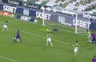 Betis de Pellegrini y Bravo empató con el líder Atlético de Madrid