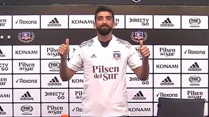"""Emiliano Amor: """"Voy a entregar todo en cada partido como hago siempre"""""""