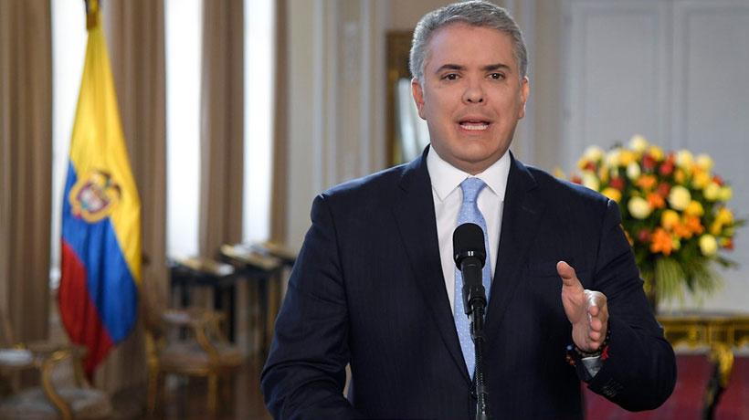 Duque anuncia la creación de una mesa de diálogo tras siete días de protestas