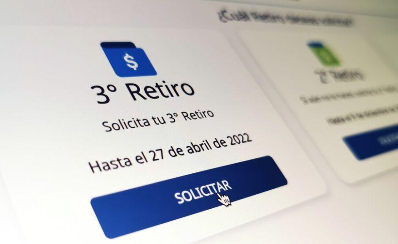 Superintendencia de Pensiones reportó las primeras 1.534 operaciones de pago en marco del tercer retiro