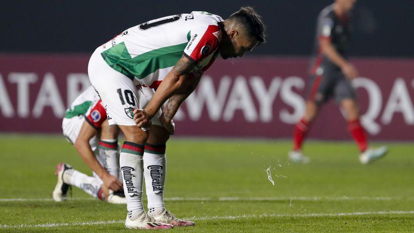 Sudamericana: Palestino sumó su tercera derrota en el certamen