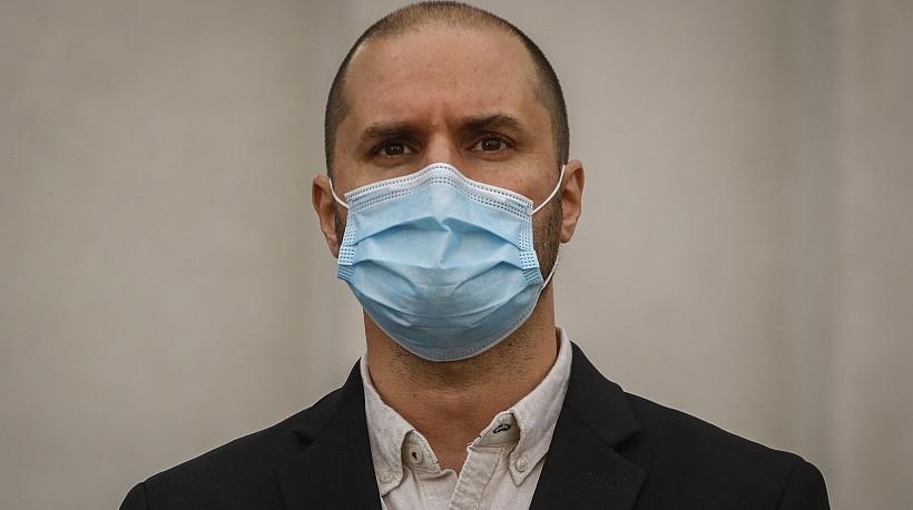 """Vocero Bellolio: """"Hay una fatiga pandémica (...) pero eso no quiere decir que las cuarentenas no funcionen"""""""