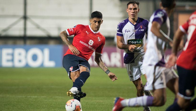 Independiente no renovará contrato a Pedro Pablo Hernández