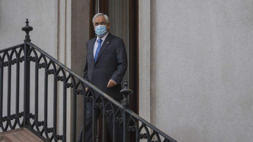 Piñera promulgó ley que otorga bono a las Pymes