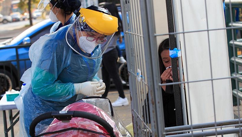 Informe epidemiológico: Chile registró menos de 15 mil casos activos por primera vez desde diciembre