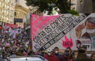 Masivas protestas se toman Brasil exigiendo la destitución de Bolsonaro